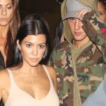 Justin Bieber in romance with Kourtney Kardashian, will it be true ?