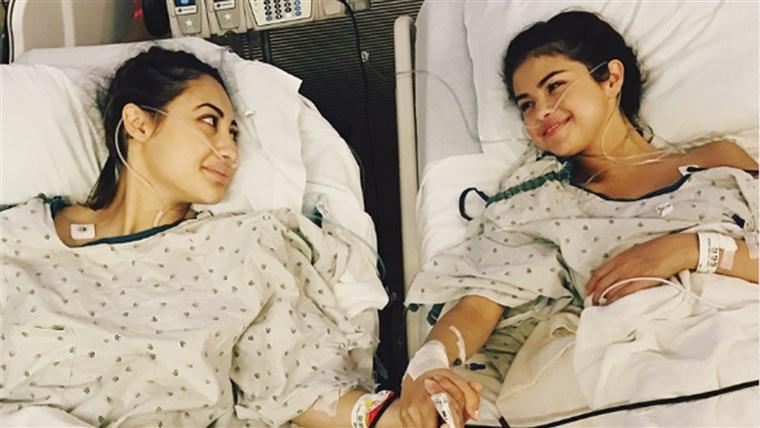 Selena Gomez Confirms Lupus